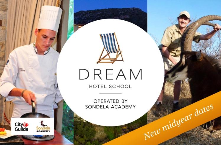 mid year open days dream hotel school