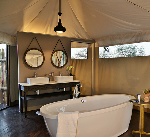 Finfoot - Luxury Safari Tented Camp