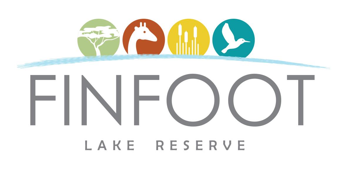 Finfoot Lake Reserve Logo